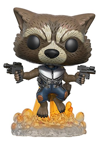 Funko - Rocket figura de vinilo, colección de POP, seria Guardians of the Galaxy 2 (13270)