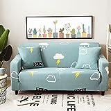 YHviking All-Inclusive- Sofa schonbezug,Aus Stoff Gesteppter Fadeless Sofa Abdeckung,Elastische Sofaschonbezug,Single Zwei Three Anti-Falten 1-teilige-X 92-118in