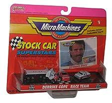 Micro Machines stock auto Derrike Cope Superstars # 6Collection