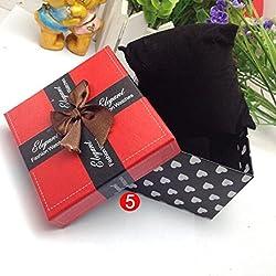 Vovotrade Krokodil Durable-Geschenk-Kasten-Kasten für Armband-Schmuck-Uhr-Kasten_F