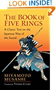 #6: The Book of Five Rings: A Classic Text on the Japanese Way of the Sword