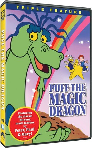Bild von Puff the Magic Dragon - Triple Feature: Puff the Magic Dragon / Puff the Magic Dragon in the Land of Living Lies / Puff and the Incredible Mr. Nobody