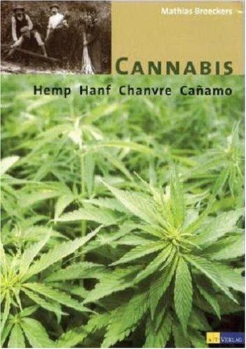 Cannabis, Hanf, Hemp, Chanvre, Canamo - Wenig Hanf