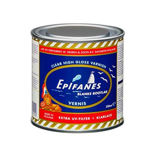 Epifanes Bootslack klar 1K mit UV-Filter - 1000ml (Lack Epifanes)