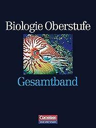 Biologie Oberstufe - Bisherige Ausgabe - Östliche Bundesländer und Berlin: Gesamtband - Schülerbuch