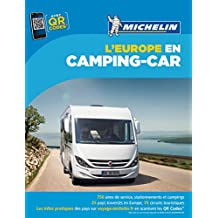 Camping Car Europe 2014 (Michelin Camping Guides)