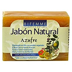 Bifemme Jab n azufre 100 gr