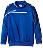 Jako Kinder Sweatshirt Sweat Performance, royal/Weiß/Marine, 152