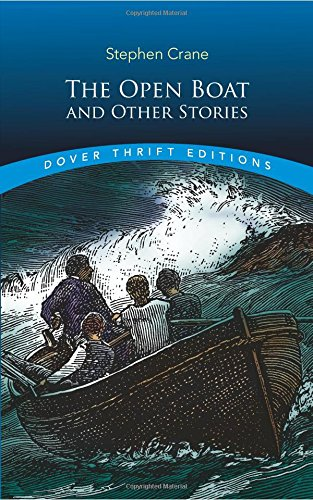 The Open Boat (Dover Thrift Editions)