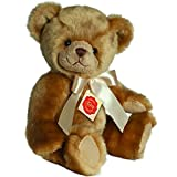 Hermann Teddy Collection 909255 - Plüsch-Teddy sitzend mit Brummstimme, 25 cm
