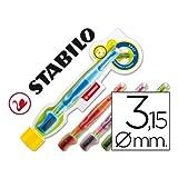 STABILO EASY ergo 3.15Druckbleistift, mehrfarbig