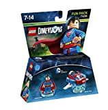 Cheapest LEGO Dimensions DC Superman Fun Pack on PlayStation 2