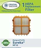Eureka HF10Hepa-Filter passt Eureka HF10, hf-10Handstaubsauger; Vergleichen um Eureka Teil # 63347, aufrecht
