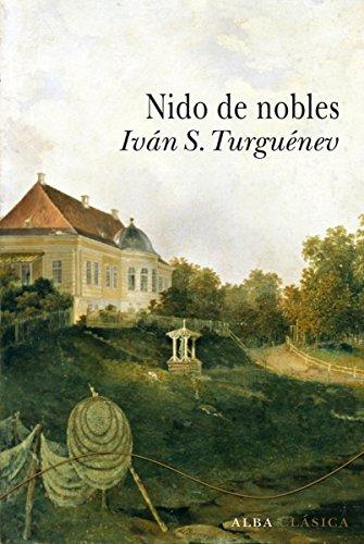 Nido de nobles (Minus) por Iván S. Turguénev