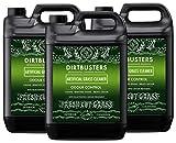 Dirtbusters - Limpiador de césped Artificial con Desodorante de orina de Olor reactivador de Corte Fresco, Elimina Las Manchas y neutraliza los olores