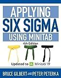 Applying Six Sigma Using Minitab: 4th Edition (English Edition)