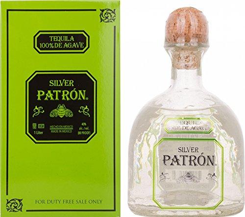 patron-tequila-silver-mit-geschenkverpackung-1-x-1-l