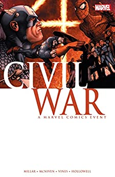 Civil War by [Millar, Mark]