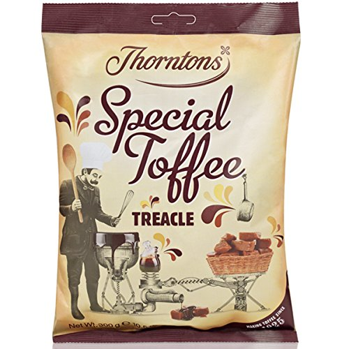 Thorntons Special Toffee (Treacle, 300g Bag)