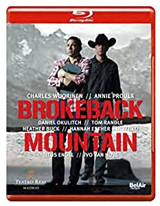 Wuorinen / Brokeback Mountain [Blu-ray]