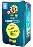 Panini 04748 - Adrenalyn XL-Euro 2012 Tin, 8 Booster, 1 limitierte Karte