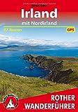 Irland: mit Nordirland. 67 Touren. Mit GPS-Tracks (Rother Wanderführer) - Birgit Eder