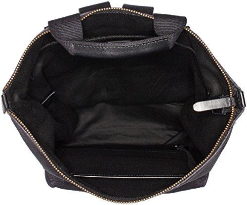 Ecco Herren Eday 3.0 Easypack Rucksackhandtaschen, 43x42x13 cm Grau (90347)