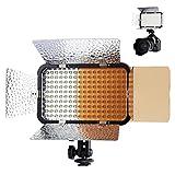 Best FOTGA luz Soportes - Fotga Godox Profesional LED 170 II ligera video Review