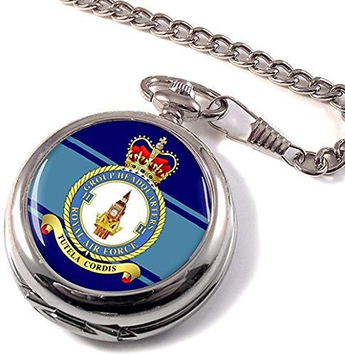 Royal Air Force Numéro 11 Groupe Siège Social (RAF) Poche Montre