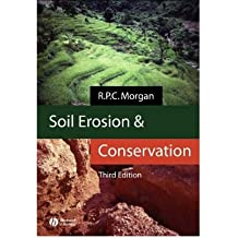 [(Soil Erosion and Conservation: Instructor's Manual)] [Author: R. P. C. Morgan] published on (February, 2005)
