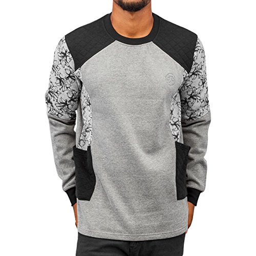 Just Rhyse Homme Hauts / Pullover Flow Gris