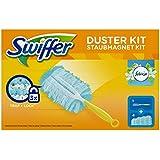 Swiffer - Kit Plumeau Duster + 4 Recharges - Parfum Fébrèze
