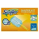 Swiffer Duster Staubwedel-Set, Griff mit 4Staubwedeln, mit Duft Frühlingserwachen von Febreze