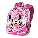 Minnie Mouse Bubblegum Kinder-Rucksack, 40 cm, Rosa