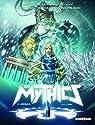 Les Mythics T04 : Abigail par Sobral