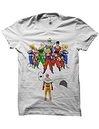 Jaydiz - Camiseta - Camisetas - Cuello redondo - Manga corta - para hombre