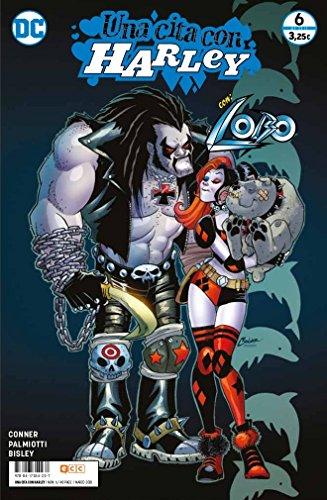 Portada del libro Una cita con Harley O.C.: Una cita con Harley núm. 06 (de 6): Lobo