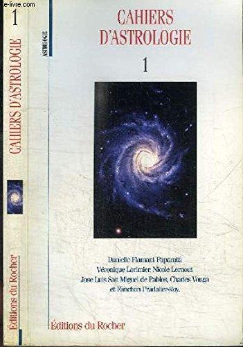 Cahiers d'astrologie 1