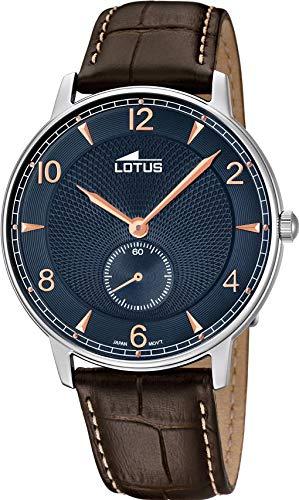 Lotus Retro 10134/E Montre-Bracelet pour Hommes