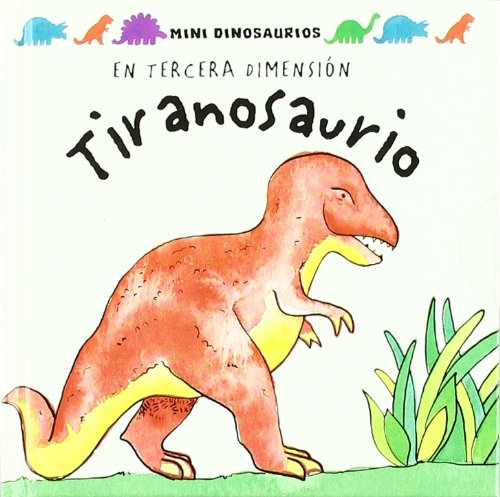 Tiranosaurio (3D) por David Hawcock