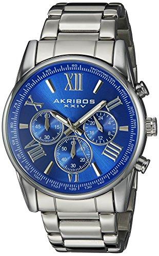 51gDDcdmzXL - AK865SSBU Akribos XXIV Mens watch