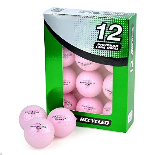 Second Chance Unisexe Pinnacle Grade A Balles de Golf de...