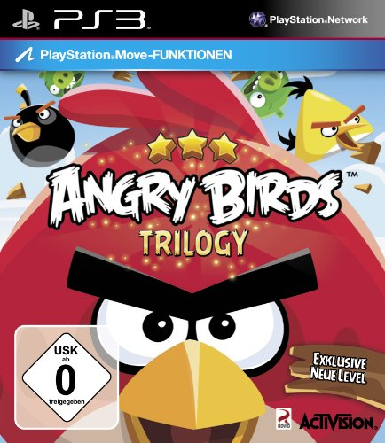 Angry Birds: Trilogy - [PlayStation 3] (Rio Spiel Ps3)