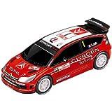 Carrera Citroën C4 WRC No.1 - modelos de juguetes (Rojo, Color blanco)