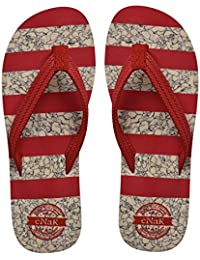 49c1db681 ... Shoes   Rubber. eNaR Women s Red Color Thong-Style Slippers Flip Flops