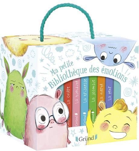 Ma petite bibliothèque des émotions