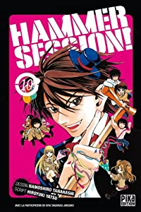Hammer Session Edition simple Tome 10