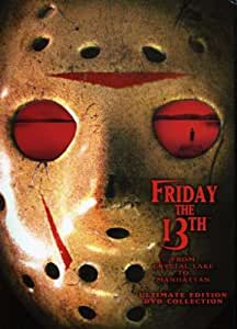 Friday the 13th: From Crystal Lake to Manhattan [DVD] [Region 1] [NTSC]