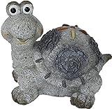 Deko Schildkröte Stein-Look!
