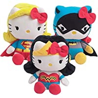 Jemini 023674 – Lote de 3 peluches +/-17 cm Hello Kitty ...